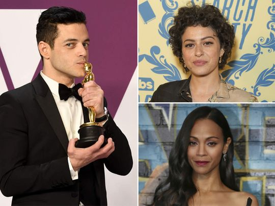 31 actors in Hollywood with Arab roots: From Ariana Grande and Rami Malek to Jerry Seinfeld and Zoe Saldana