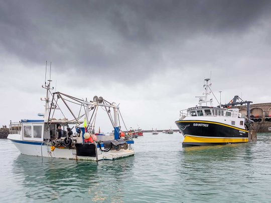 France fishing vessels jersey