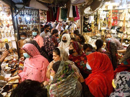 Pakistan shop eid women