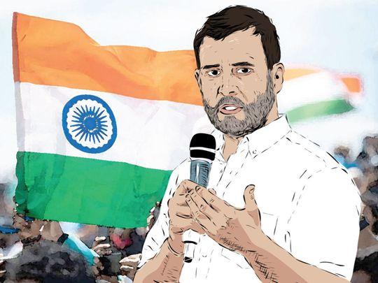 Rahul Gandhi art-1620277549029