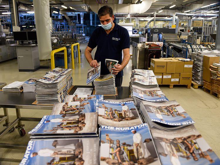 The Kurator launch UAE Gulf News