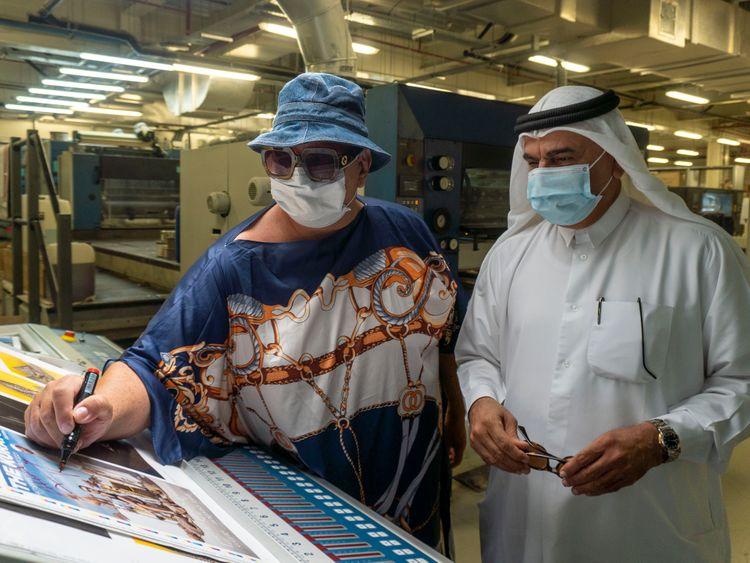 The Kurator launch UAE
