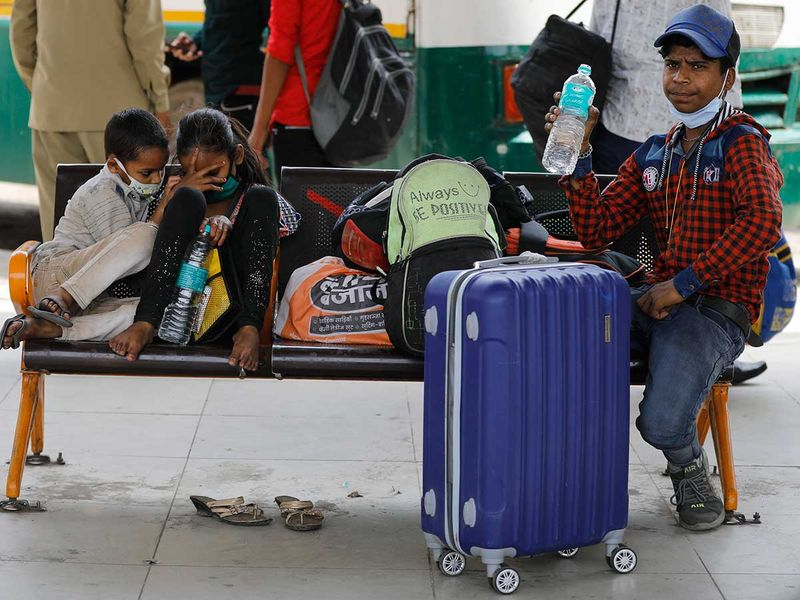 Pleas for help in India as COVID-19 leaves children without carers