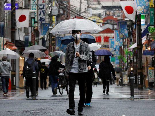 japan tokyo covid