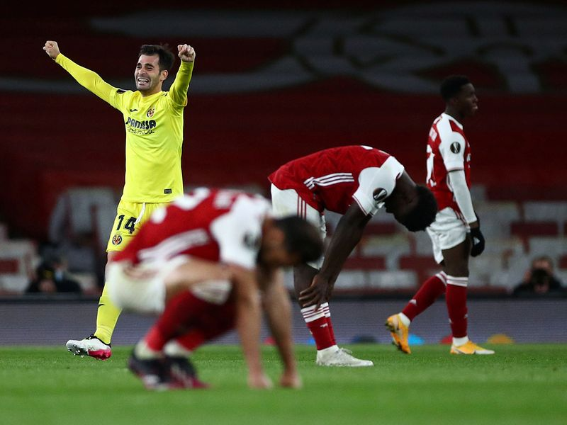 Villarreal to face Manchester United in Europa League final