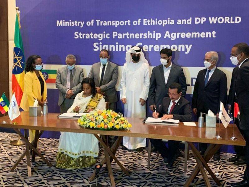 Dubai's DP World to oversee development of Ethiopia-Berbera trade corridor