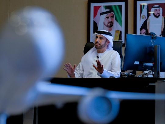 Adnan Kazim, Emirates