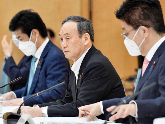 japan Prime Minister Yoshihide