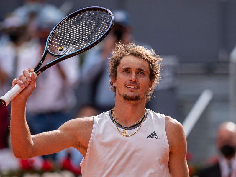 Tennis: Alexander Zverev sees off Dominic Thiem to reach Madrid Open final