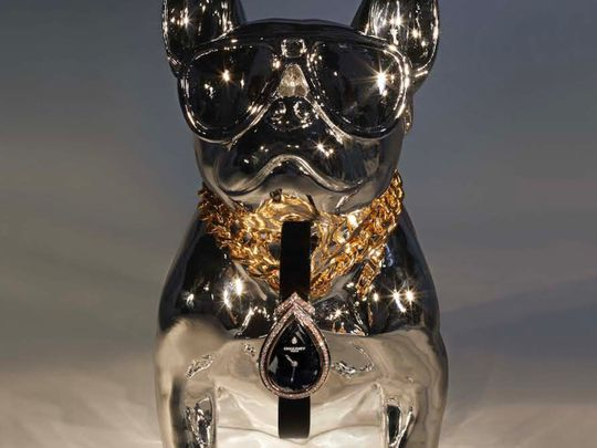 Chaumet Joséphine Aigrette Timepiece dog