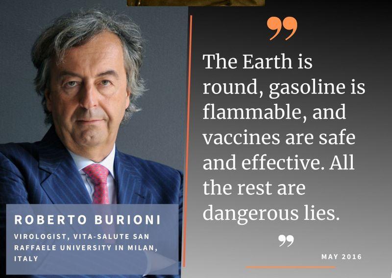 Vaccine experts