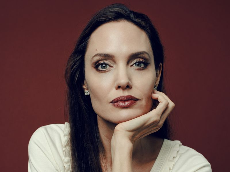 Hollywood actress Angelina Jolie in solidarity with India amid COVID-19 battle