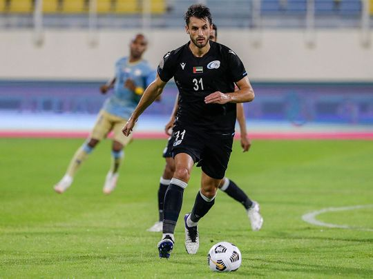 Bani Yas are chasing a first Arabian Gulf League title