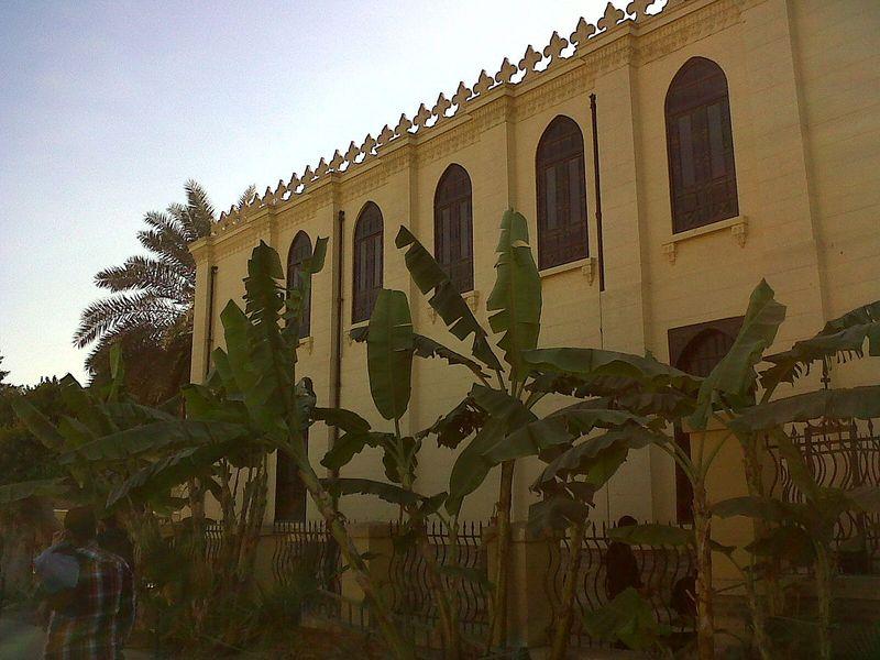 Ben Ezra Sunagogue Cairo
