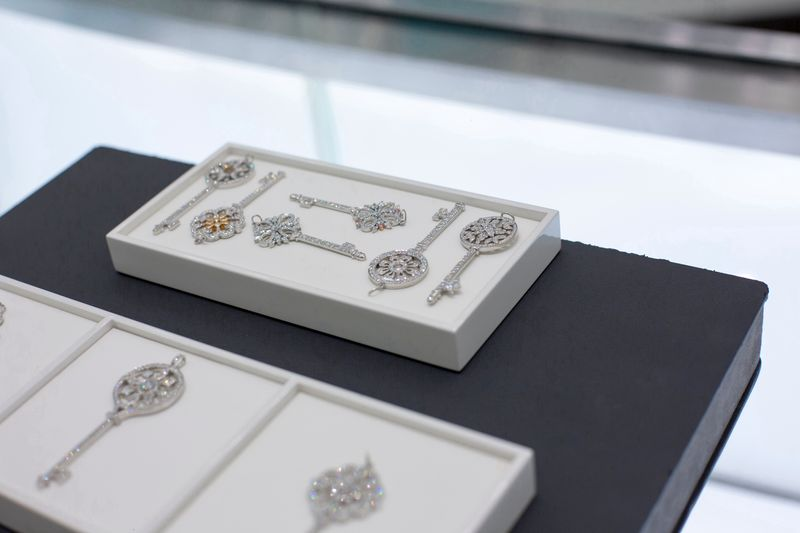 Dubai shopping Jewellery