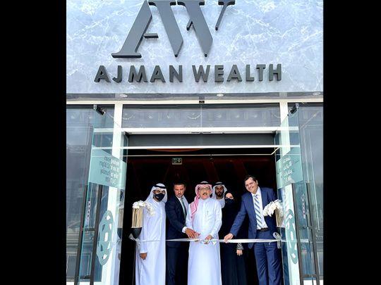Lead Ajman Bank