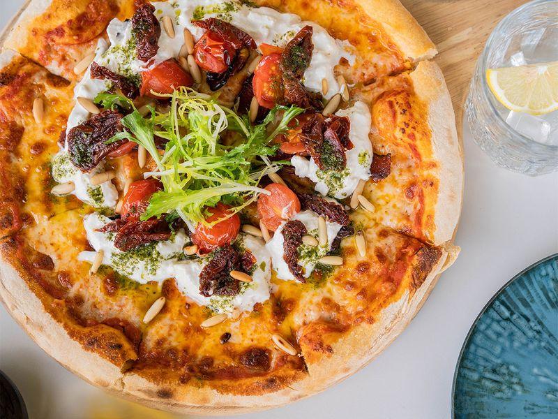 Pizza Medi Terra