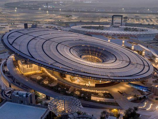 Stock EXPO 2020 Site 12