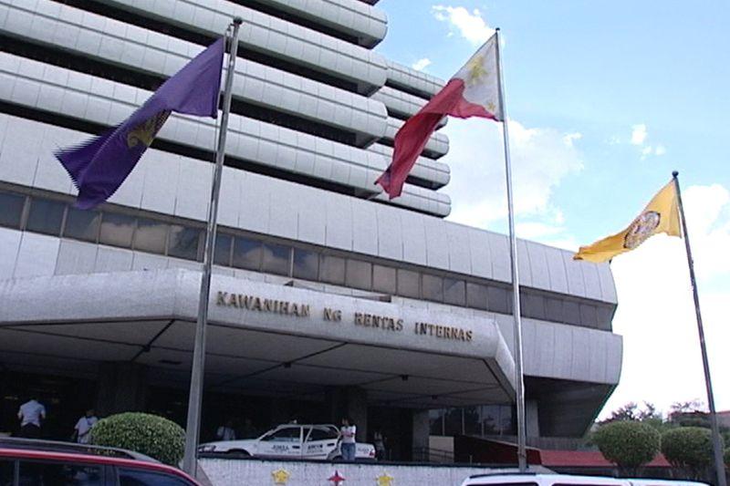 BIR Philippines tax bureau of internal revenue