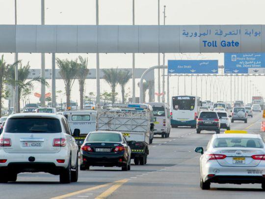 NAT 201217 TOLL GATES ABU DHABI AKK-30-1620730460014