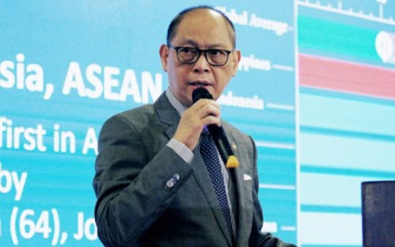 Philippine Central Bank Governor Benjamin Diokno BSP