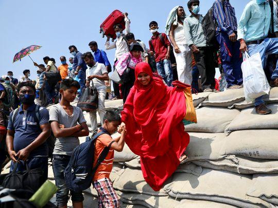 Bangladesh ferry COVID