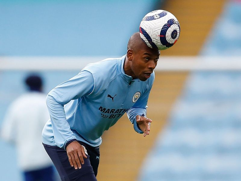 Fernandinho is a leader by example for Manchester City