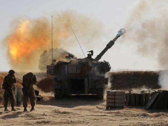 Israel soldiers Gaza