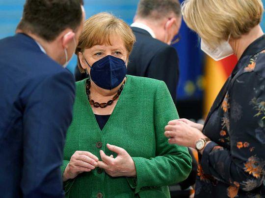 Merkel Germany