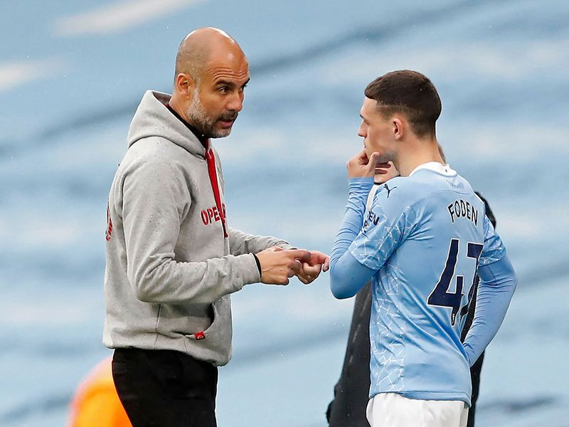 Pep Guardiola is the master of strategy