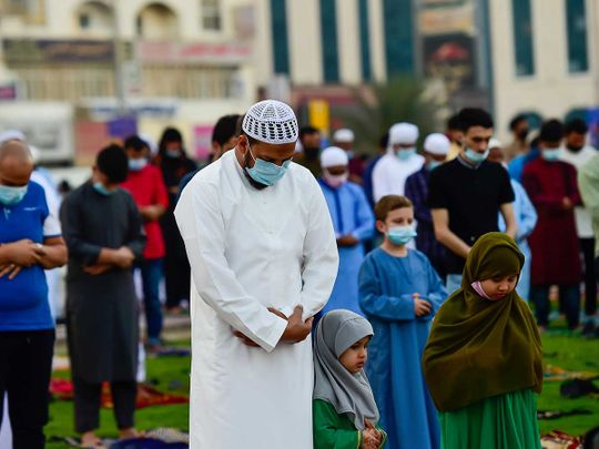 20210513 eid prayers uae
