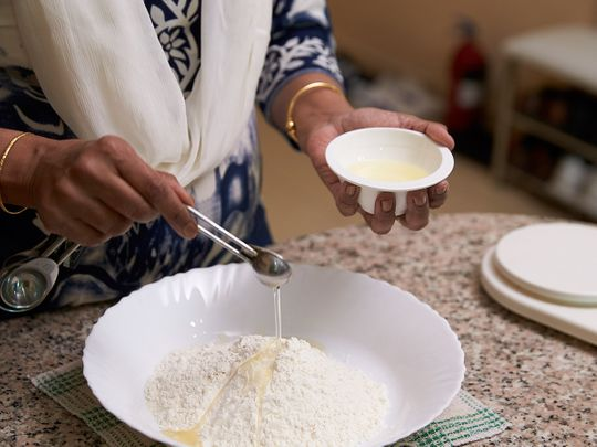 Guide to making Luchi