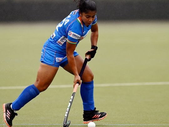 Hockey - Neha Goyal