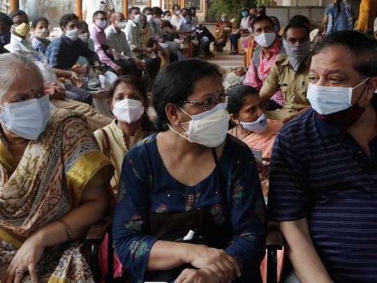 mumbai india vaccine covid