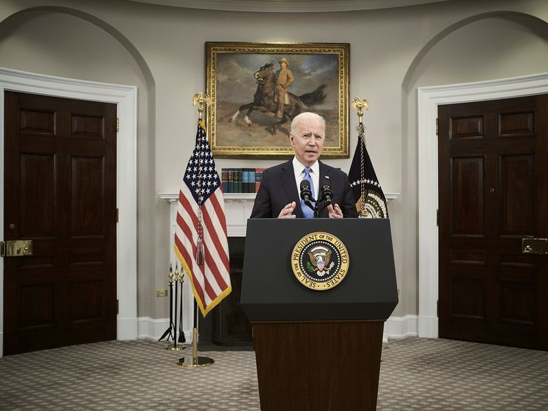 US President Biden releases tax returns, shows drop in income
