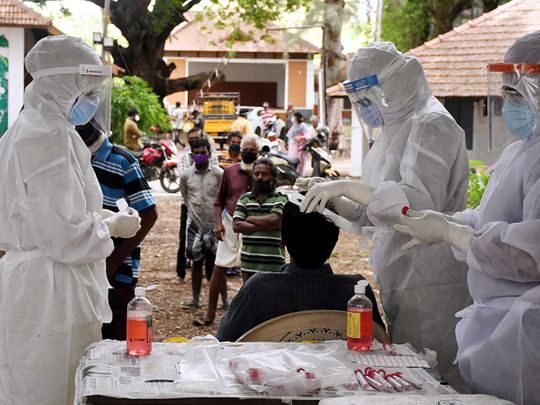 Kerala antigen test covid vaccine