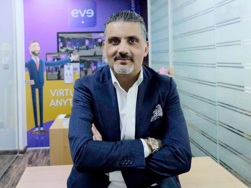 For Dubai 3D startup Entourage, the future is around 'hybrid events'