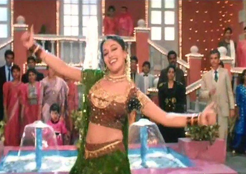 Chane Ke Khet Mein from Anjaam