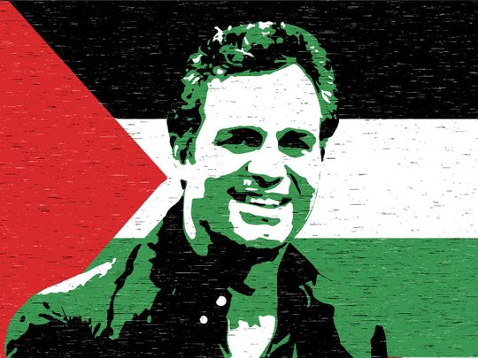 celeb support Palestine