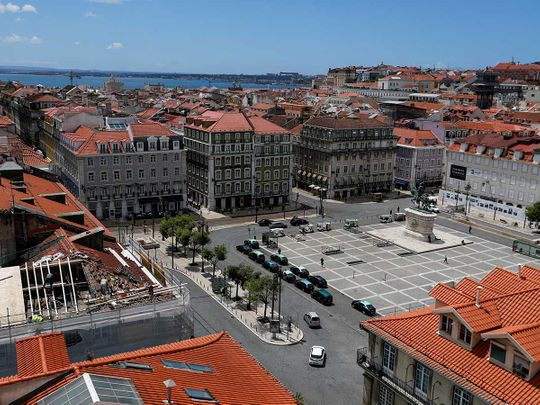 Portugal to open to most European tourists from Monday