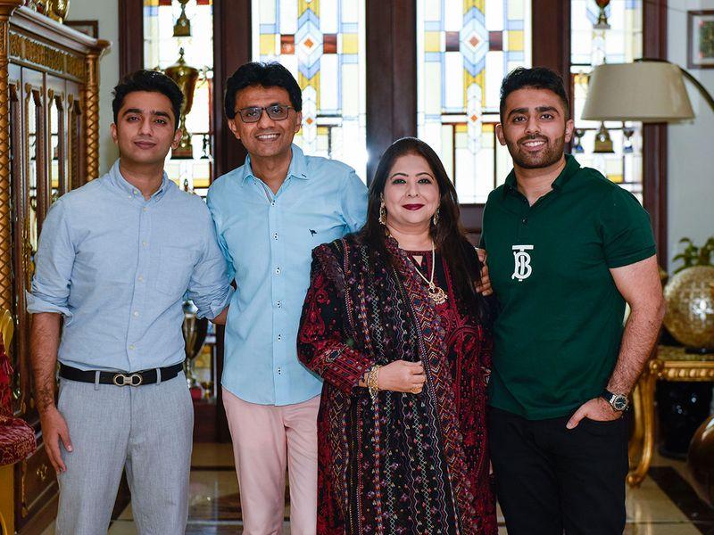 Sajan family