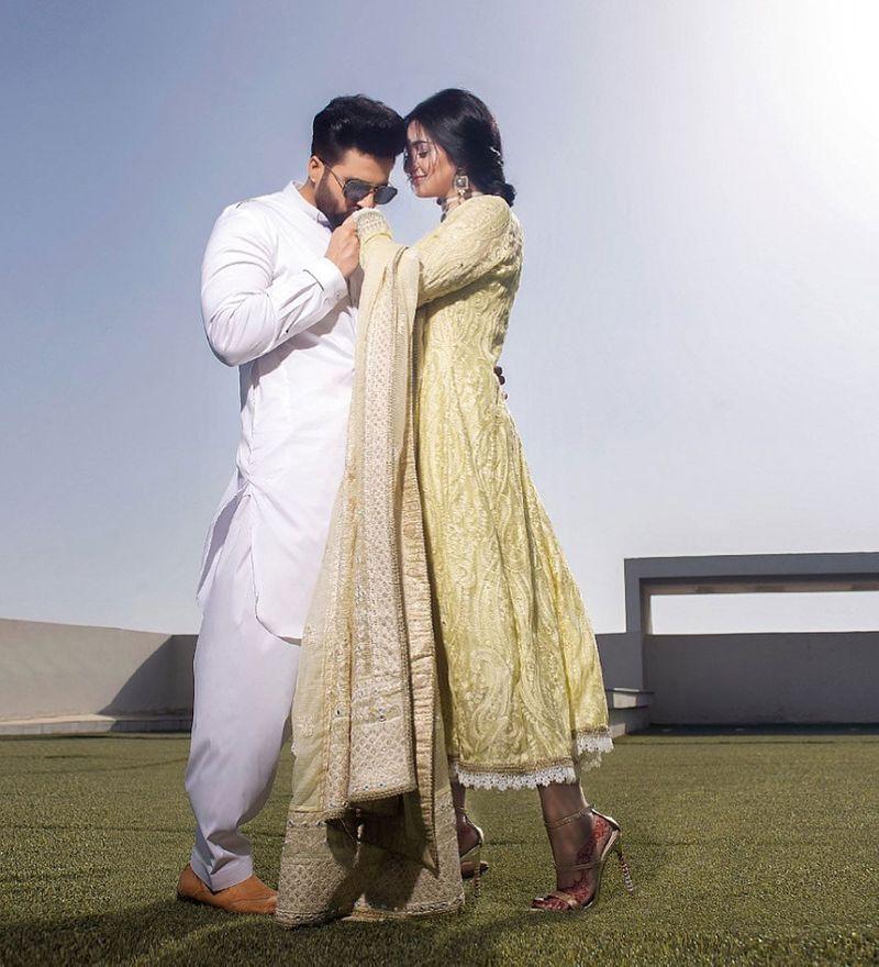 Sarah Khan and Falak Shabir,