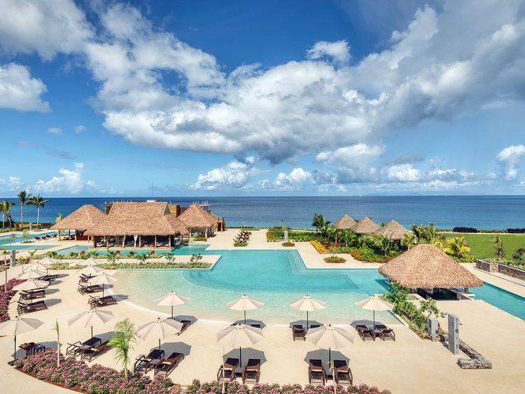 The Cabrits Resort & Spa Kempinski. Dominica