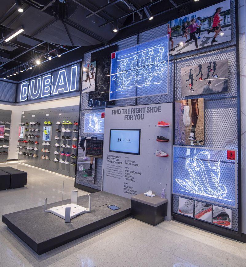 Under Armour Dubai Mall