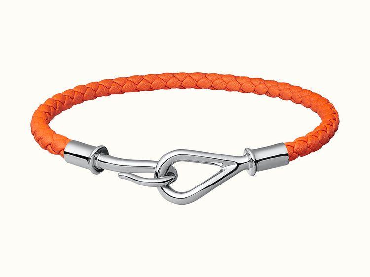 Hermès Jumbo and Glenan bracelets