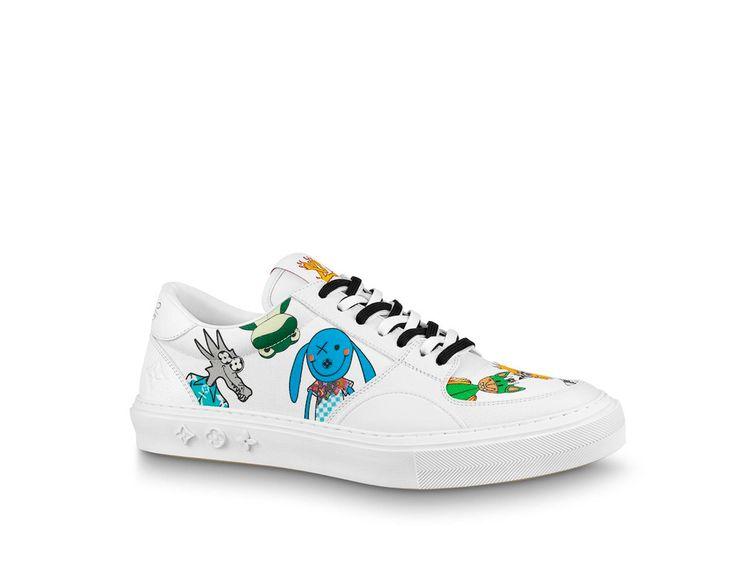 Louis Vuitton LV Ollie Sneaker
