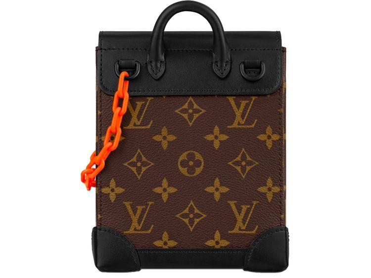 Louis Vuitton Steamer XS,  Monogram Macassar
