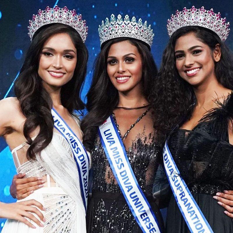Neha Jaiswal, Adline Castelino and Aavriti Choudhary