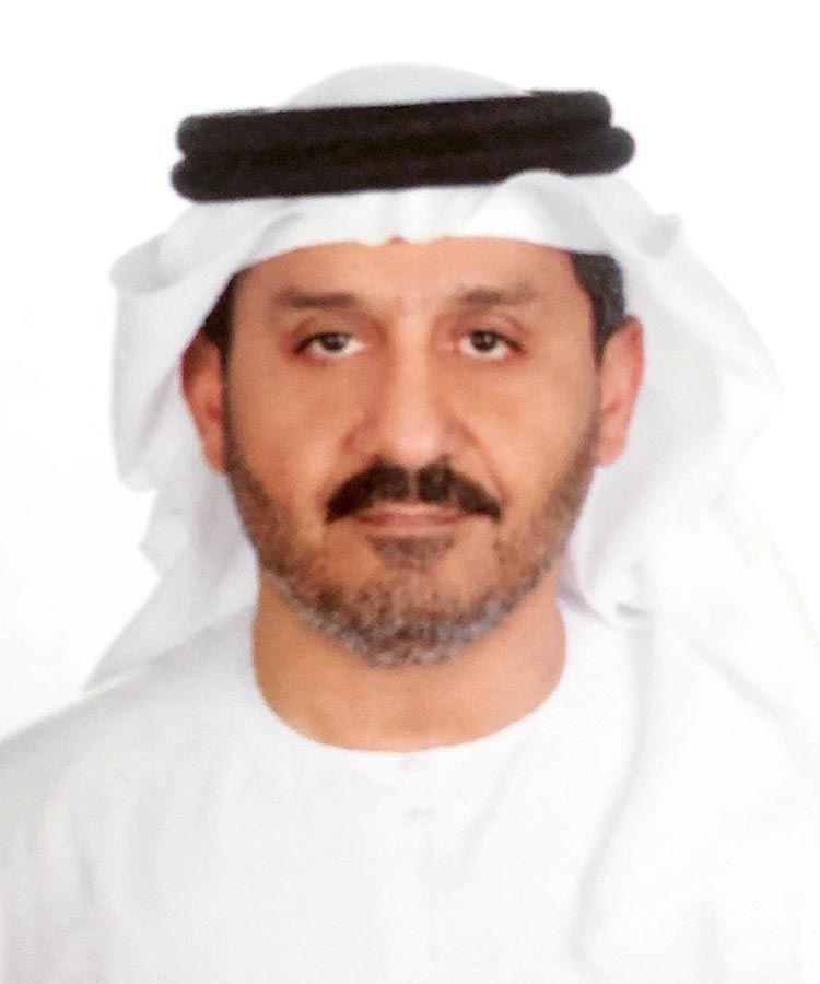 Stock Tabreed New CEO Mr. Khalid Marzouqi
