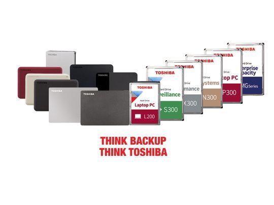 Toshiba Gulf dominates storage market in Saudi Arabia, UAE and South Africa